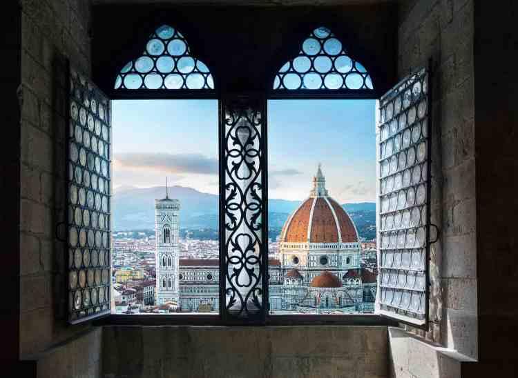 Il Duomo di Firenze si trova nel quartiere storico fiorentino di San Giovanni