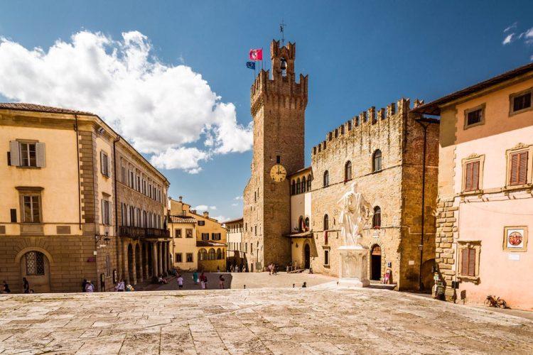 Centro storico di Arezzo