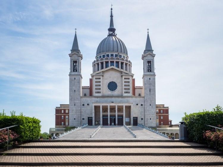 Basilica Don Bosco a Castelnuovo Don Bosco