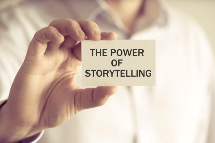 Il nuovo concetto di storytelling nel digital marketing