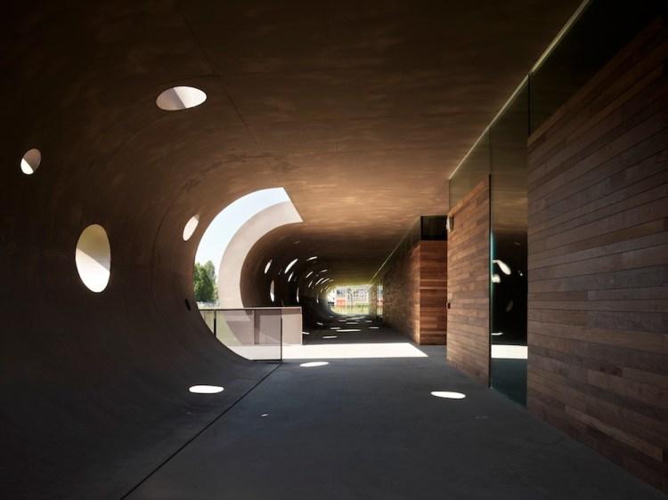 Progetto dello Studio Archea di Firenze