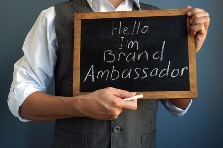 Essere un brand ambassador