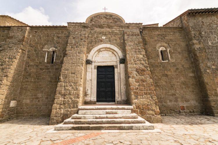 Duomo di Sovana - Concattedrale dei Santi Pietro e Paolo