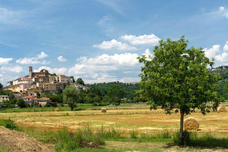 Monterchi è un piccolo borgo toscano in Valtiberina