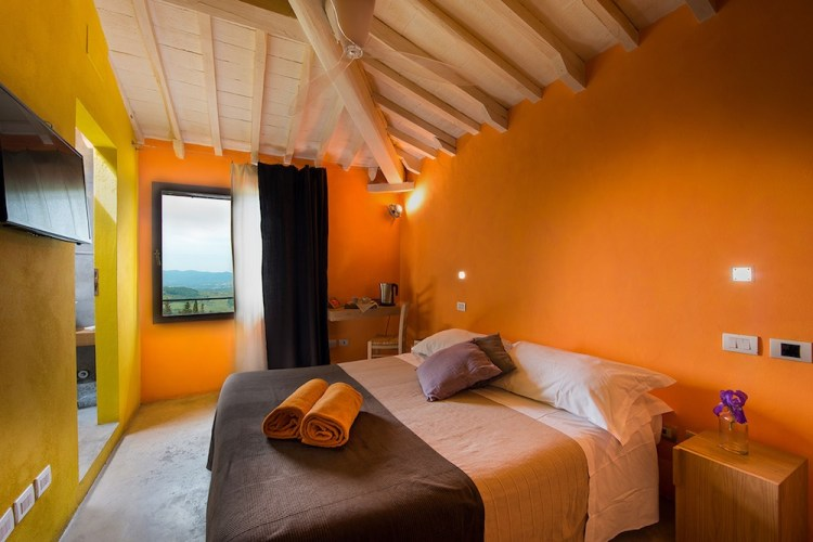 L'agriturismo Castellare è un'ottima struttura per una vacanza in Toscana