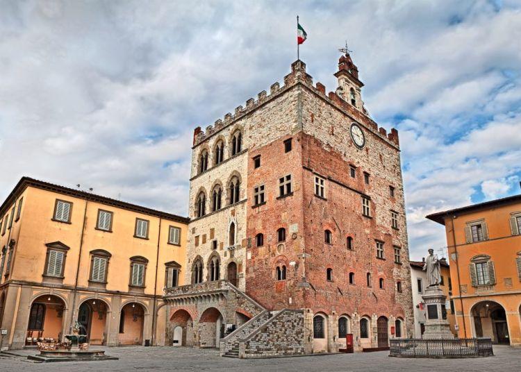 Palazzo Pretorio, uno dei palazzi storici da visitare a Prato