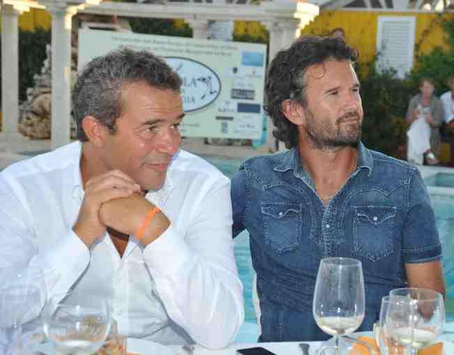 A Tavola sulla Spiaggia - Marco Caprai e Carlo Cracco