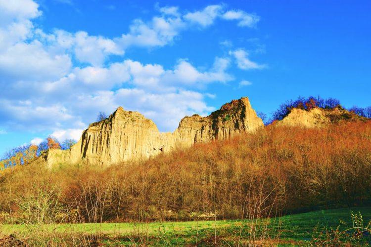 Le Balze del Valdarno sono formazioni geologiche tipiche di questo territorio della Toscana