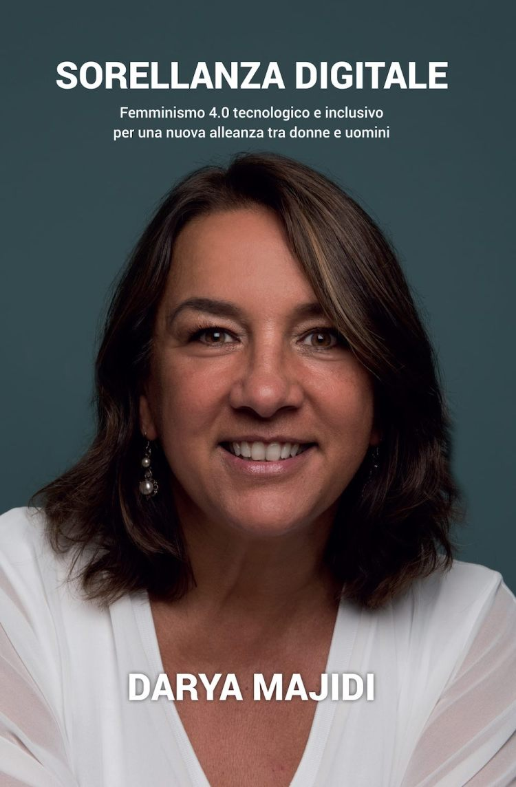 """Darya Majidi, autrice del nuovo libro """"Sorellanza Digitale"""""""