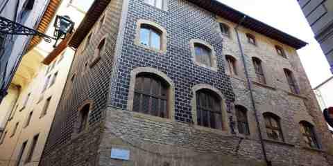 Il palazzo dell'Accademia dei Georgofili a Firenze