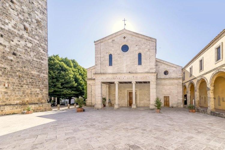 La Concattedrale di San Secondiano a Chiusi