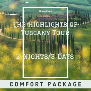 Tuscany Photography Tours in Spring with Yellow Flowers