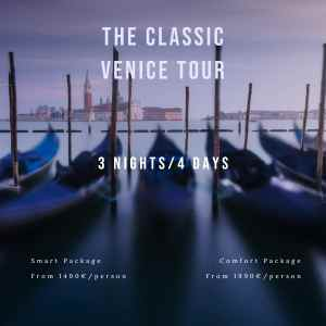 Venice at the blue hour during a photography workshop in San Mark Square