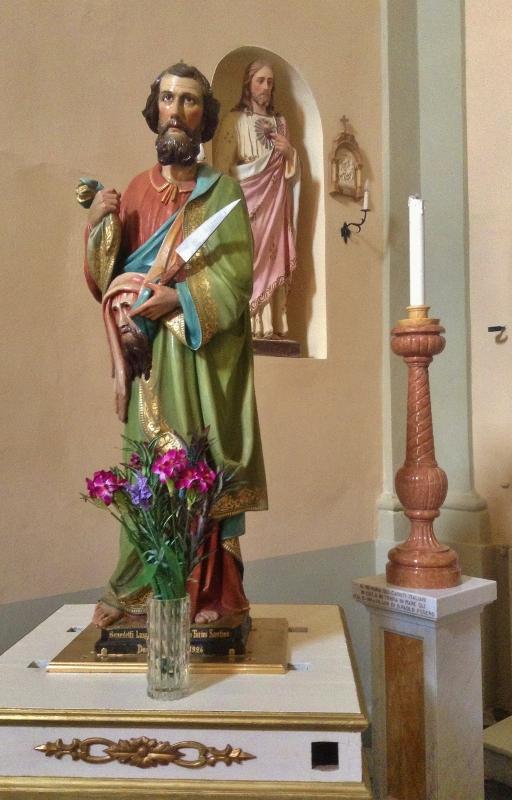 Gruesome Statue Lanciole