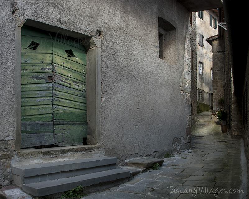 Castelvecchio, Pescia