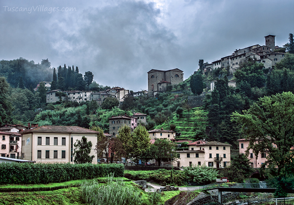 Village Backdrops