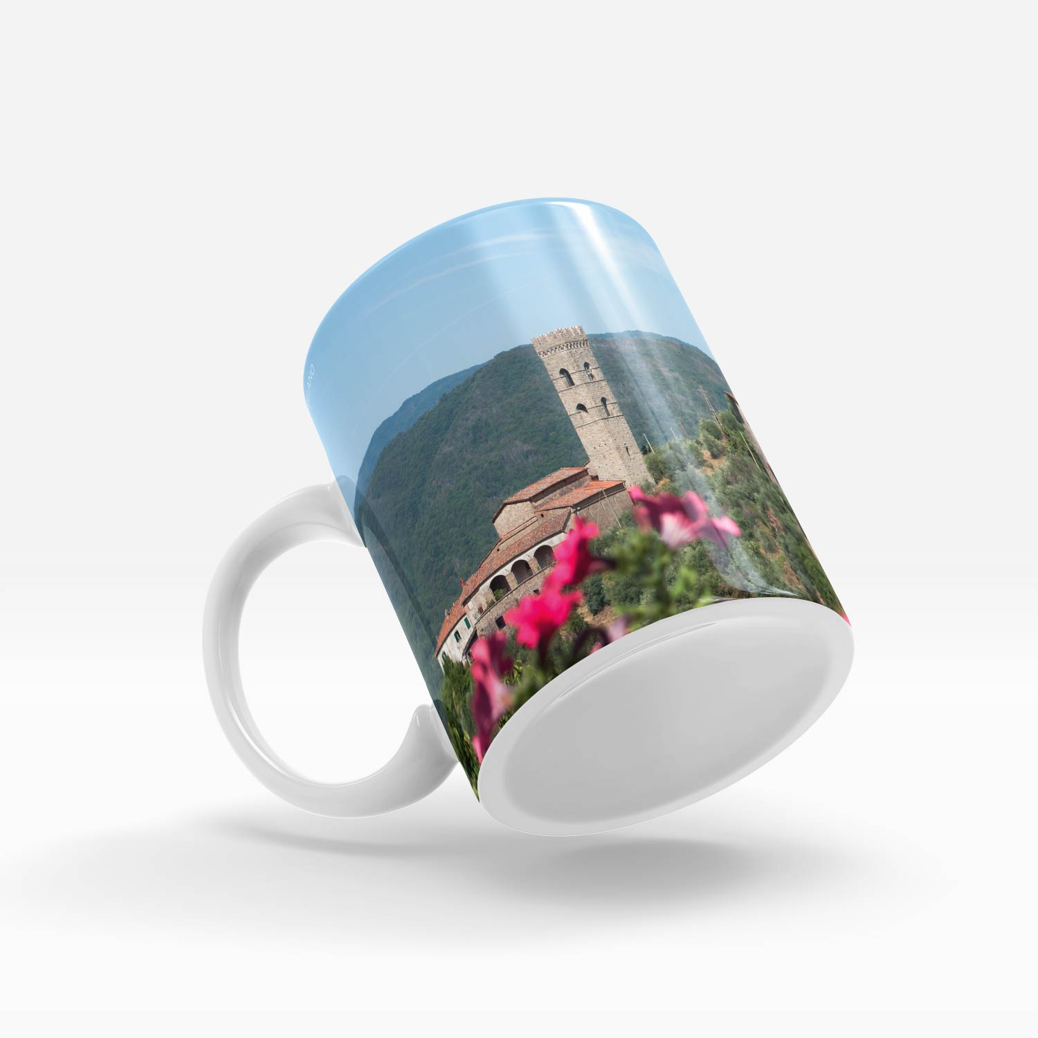 Left handle Vellano Mug