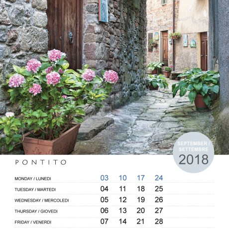 Promotional Calendar Branded for Companies