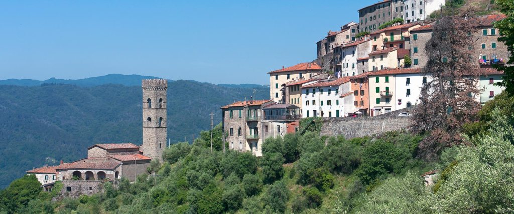 Villages of Vellano, Pistoia, Tuscany
