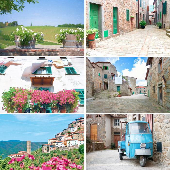 Calendar Images 2019 Tuscany