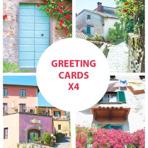 Greeting Cards, Tuscany, Italy
