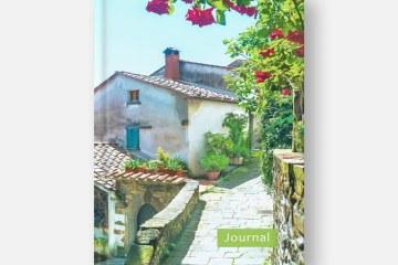 Hardback Journal Italy