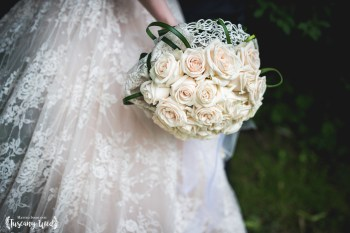 bridal bouquet tuscany luxury