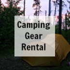 BWCA Camping Gear Rental Outfitters