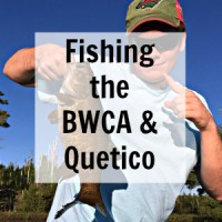 BWCA Fishing and Quetico Fishing