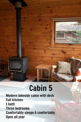 Cabin 5 Pin