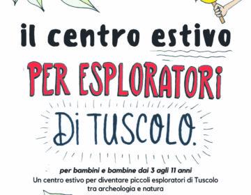 """Centro estivo """"Esploratori di Tuscolo"""