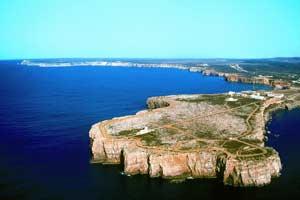 Cabo San Vicente, Algarve