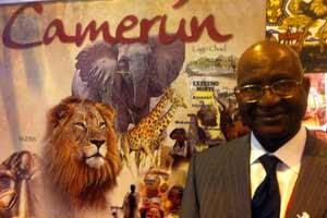 Maigari Bello Bouba, ministro turismo de Camerún