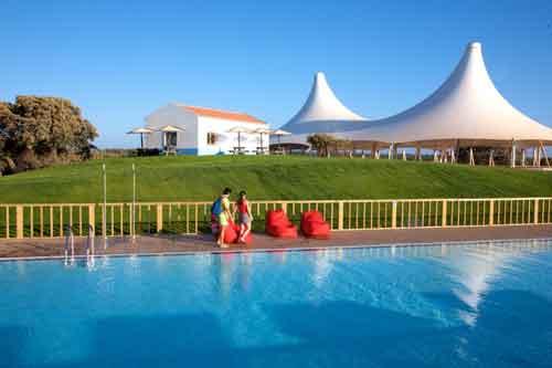 Zmar Eco Camping Resort cinco estrellas de Zambujeira do Mar