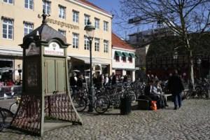 Plaza Lila Torg de Malmö, foto Juan Coma