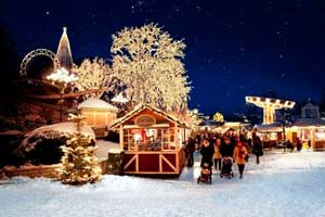 Mercado navideño de Liseberg, Gotemburgo