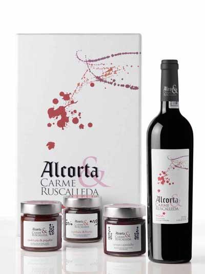GastroVino Alcorta & Carme Ruscalleda