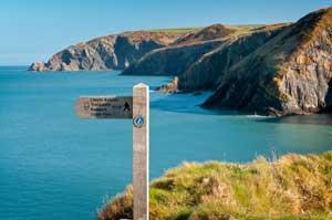 Ruta de la Costa en Gales