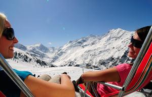 St. Anton am Arlberg (Austria), paraíso del esquí. Foto: Wolfgang Ehn