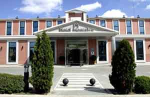 Hotel Tryp Montalvo