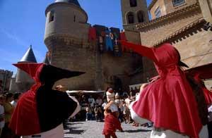 XX Fiestas Medievales de Olite