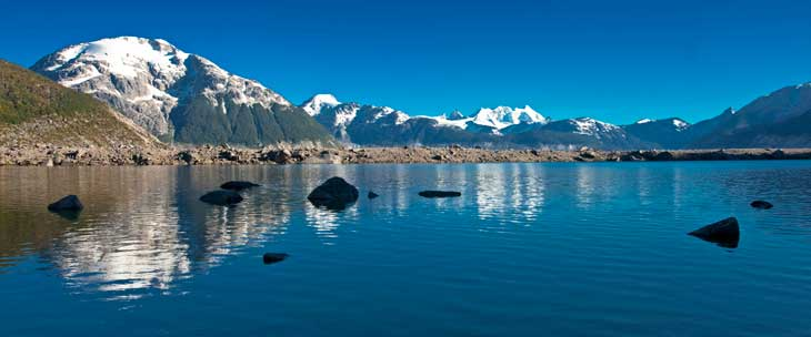 Laguna Espejo/Foto Ronny Belmar