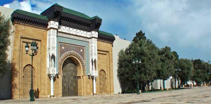 Palacio Real de Casablanca/Foto Juan Coma
