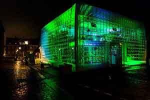 Umeå, capital europea de la cultura en 2014, se presenta en Barcelona