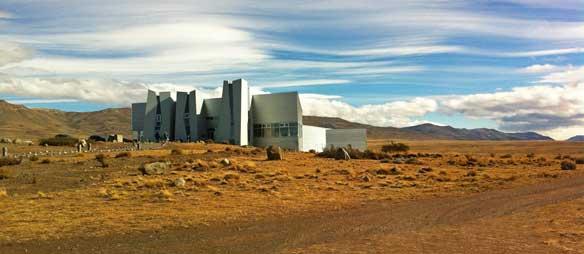 Museo del Hielo Patagónico, Glaciarium