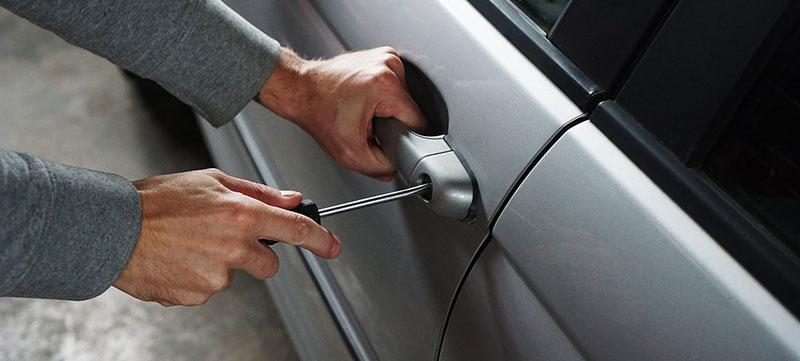 estadísticas robos de coches en España