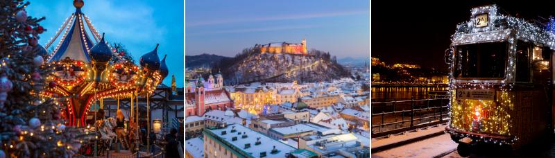Ciudades europeas bonitas para ver en navidad