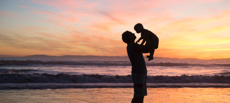 ser padre seguro vida