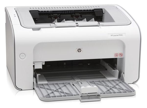 Hp Laserjet Pro P1102 Y P1102w Impresoras L 225 Ser F 225 Ciles