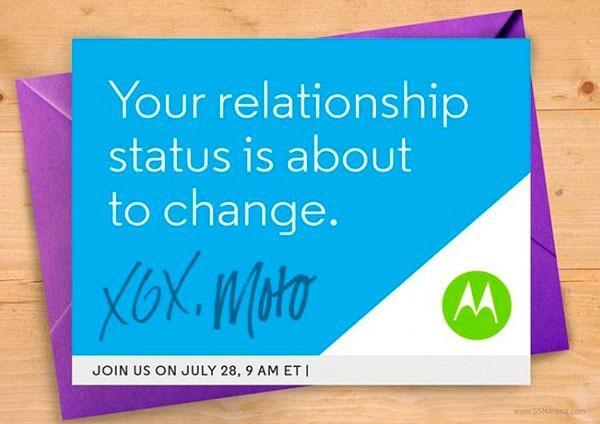 Motorola 28 julio
